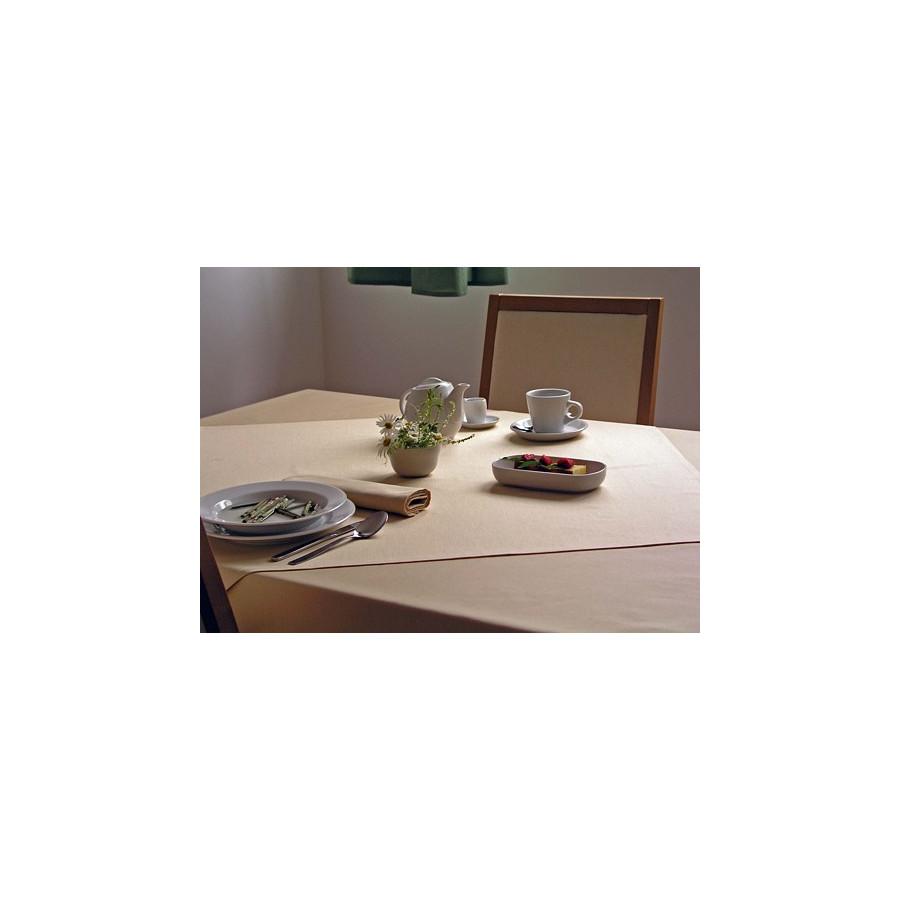 Obrus bawełniany 130x160cm  Kolor- beż