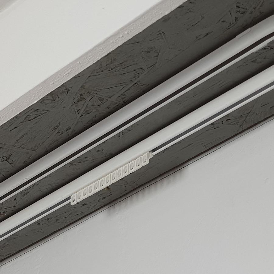 szyna aluminiowa sufitowa