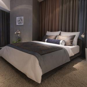 Pokój wzorcowy w hotelu
